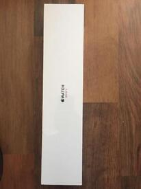 Apple Watch series 3 42mm silver GPS, CELLULAR