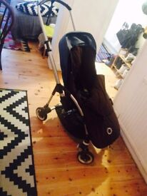 Bugaboo Bee plus in good used condition/working order, some wear and tear