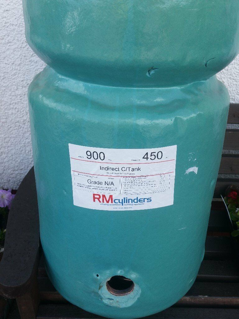COMBINATION TANK DIRECT OR INDIRECT COMBI CYLINDER foam lagged | in ...