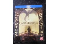 Game of thrones blu Ray dvd