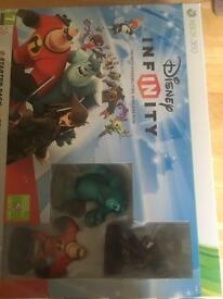 Disney infinity 1/2/3 starter packs