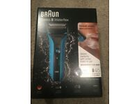 Men's Shaver - Braun Series 5 Waterflex