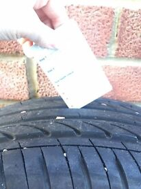 2X Radial Sprog tyres. Tyre depth correct (as shown) 185/65R15 £40 per tyre ONO. Can deliver