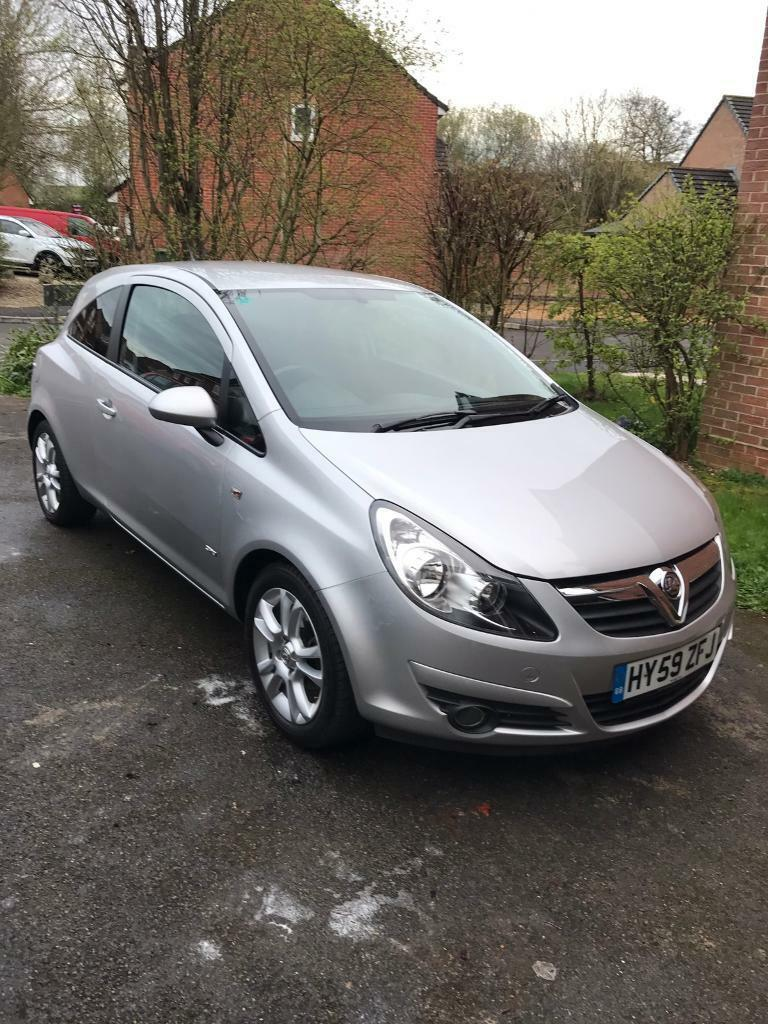 vauxhall corsa d 39 59 silver sxi 1 2 petrol in hedge end hampshire gumtree. Black Bedroom Furniture Sets. Home Design Ideas