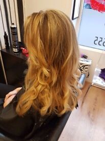 Mobile Hairdresser 7 days a week at s time to suit you