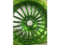 Alloy Wheel Refurbishment cardiff