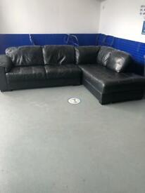 Free local delivery corner Sofa