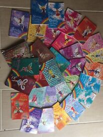 RAINBOW MAGIC BOOKS 31 IN TOTAL