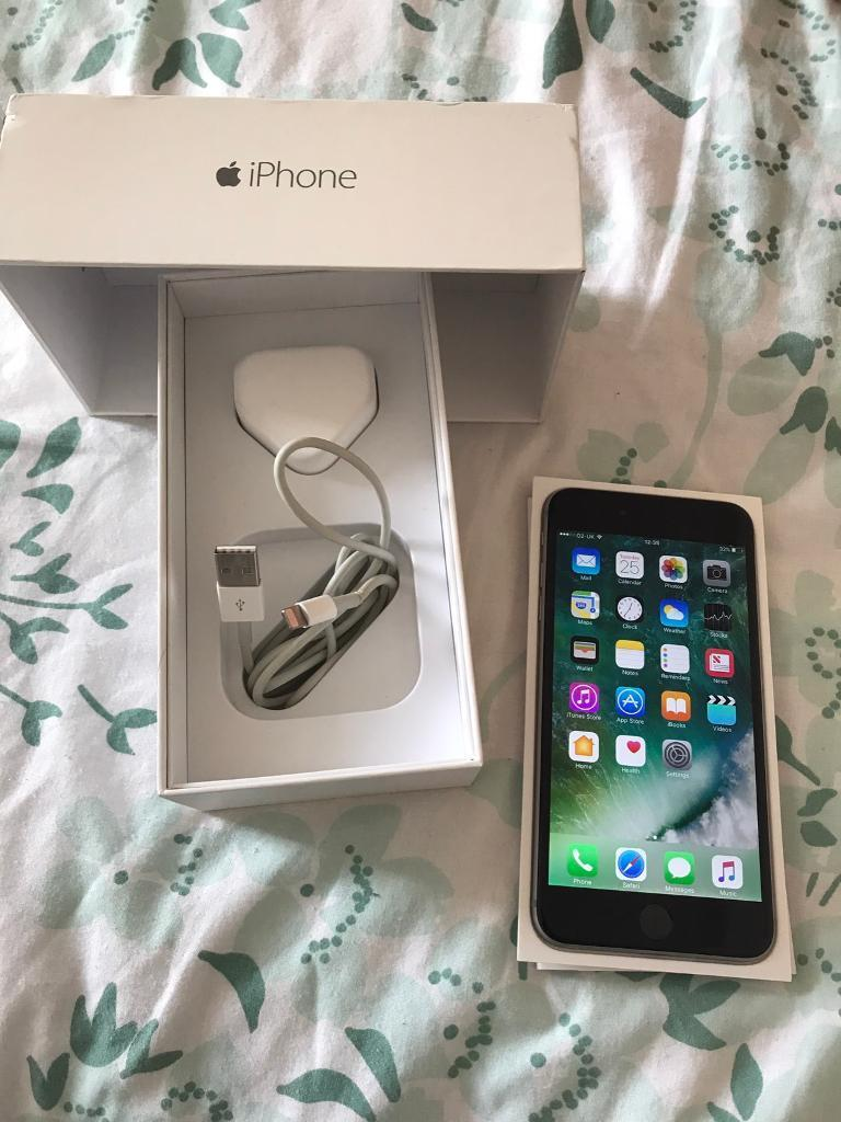 iPhone 6 Plus 128GB O2/ Giffgaff sell or swap for iPhone 7in Portsmouth, HampshireGumtree - iPhone 6 Plus 128gb O2 Giffgaf or Tesco network. Can swap for iPhone 7. Perfect working order in very good condition with box and charger cash only