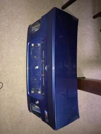 Bmw E46 M3 boot lid