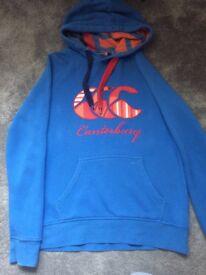 Canterbury hoodies