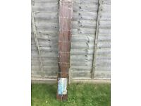 Guardman wooden expandable trellis - never used