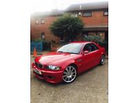BMW M3 CONVERTIBLE - 82K MILES - IMOLA RED - HARDTOP - HPI CLEAR - M5 M6 M SPORT AMG