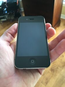 iPhone 4s 8gd Rogers