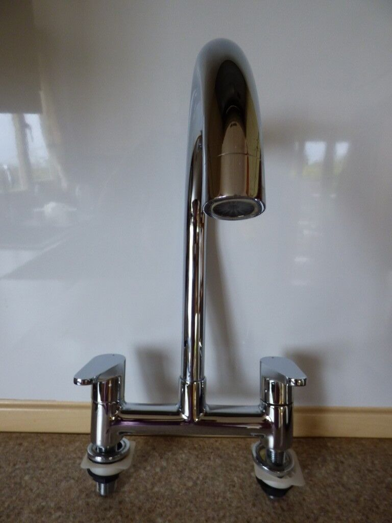 KITCHEN BRIDGE DUAL MIXER TAP | in Aberdeenshire | Gumtree
