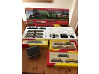 Hornsby flying Scotsman train set and more..