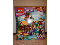 Lego Friends - Adventure Camp Tree House 41122