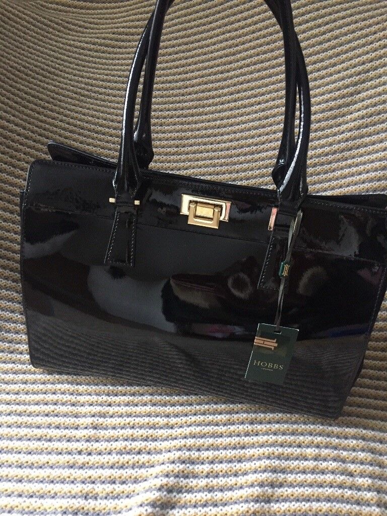 Las Hobbs London Kensington Work Bag