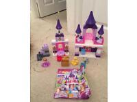 Sophia the First Royal Castle Lego Duplo