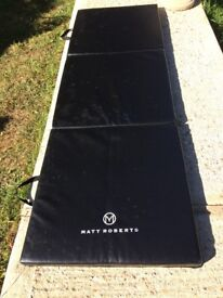 Matt roberts exercise mat