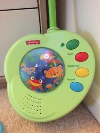 Fisher price rainforest baby mobile
