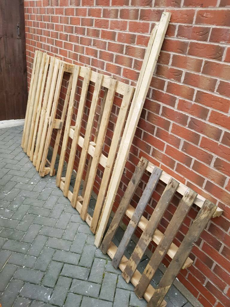Wooden Pallets for collection | in Nottingham ...