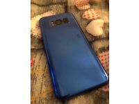 Brand new Case samsung Galaxy s8 Blue Gold Silver Black