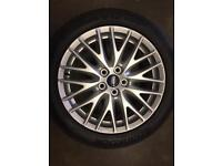 Ford Focus alloy wheel for sale only got one 7x17 £95 call 07860431401