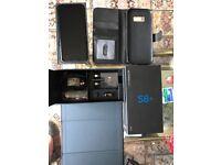 Brand new Samsung s8+ Unused in box