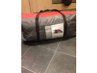 Pro Action Red & Grey 6 Man Tent Brand New