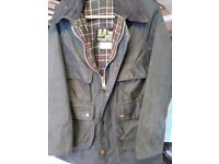 Ladies Brabour Jacket