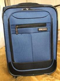 Perry Ellis portfolio suitcase