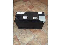 Jaguar/Land Rover 12V/90Ah Car Battery- Genuine Jaguar car battery
