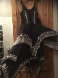 Spring Renaissance Dress