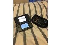 Black and White Pokemon special edition ds lite