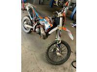 Ktm 250 exc 2008 fully road legal 9 months mot