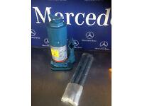 Mercedes Sprinter Vito Vw Crafter LT 3.5 Tonne Bottle Jack and bars can deliver.