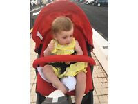RED STOKKE XPLORY V3 Great condition