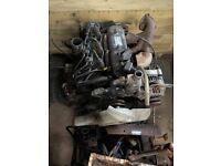 Kubota engine d662
