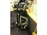 Golf bag with golf clubs £40
