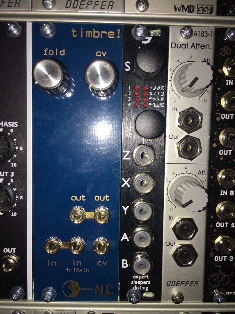 Disting mk3 - expert sleepers Eurorack Module