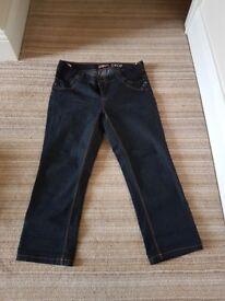 Maternity jeans/ leggings bundle