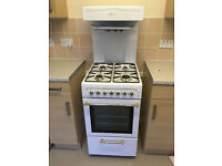 BARGAIN FLAVEL VC5NEW VICTORIANA 50 GAS COOKER + GRILL - 50cm