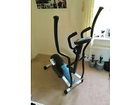Dynamix Cross Trainer- excercise bike alternative