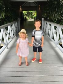 Fluent English speaking Live-In Au Pair wanted ASAP - Clapham, sw11