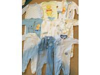 0-3 baby boy clothes bundle excellent condition