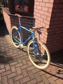 Quella Cambridge Varsity single speed / fixed gear bike