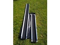 AIDAPT TELESCOPIC CHANNEL WHEELCHAIR SCOOTER BUGGY ETC RAMPS 7FT