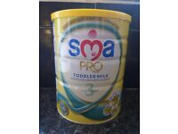 SMA Pro Toddler Milk for 1-3 Year olds