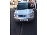 Citroen berlingo 1.9 hdi